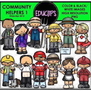 Community Helpers 1