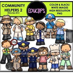 Community Helpers 2