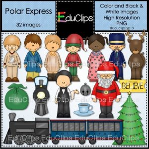 Polar Express Bundle 2