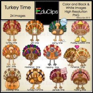 Turkey Time Bundle 2