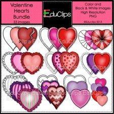 Valentine Hearts 2