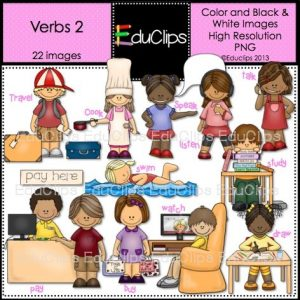 Verbs 2 Bundle 2