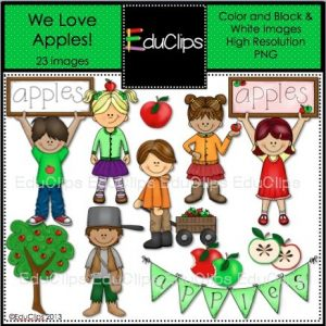 We Love Apples Bundle 2