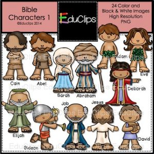 Bible Characters1