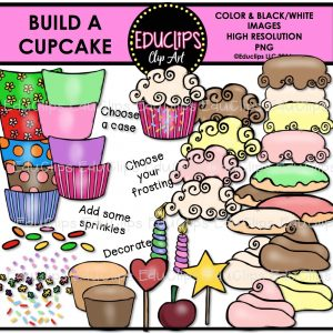 Build A Cupcake