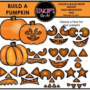 Build a Pumpkin