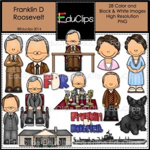 Frankline D Roosevelt
