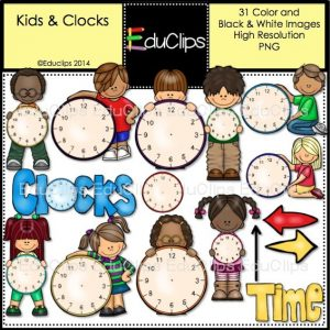 Kids & Clocks copy