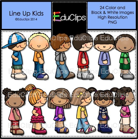 clipart line up - photo #21