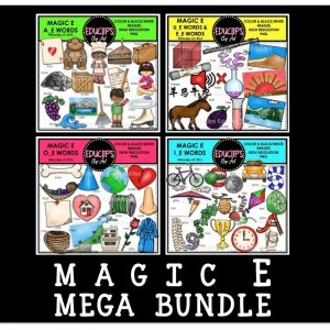 Magic E Mega Bundle