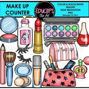 Make up counter