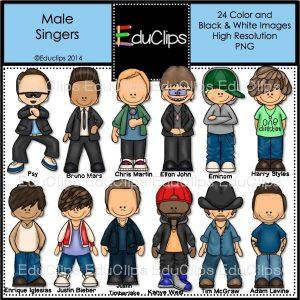 Male Singers copy