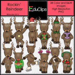 Rockin Reindeer