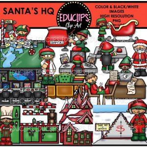 Santa's HQ