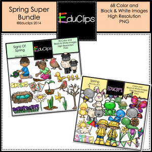 Spring Super Bundle