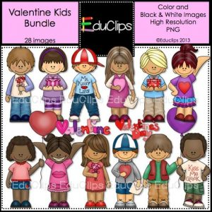 Valentine Kids Bundle