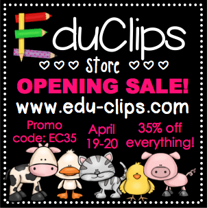 edu-clips sale button