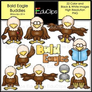 Bald Eagle Buddies