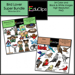Bird Lover Super Bundle