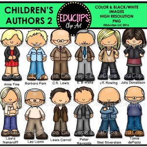 Children's Authors 2