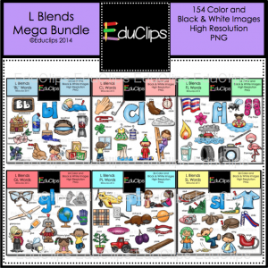 L blends Mega Bundle
