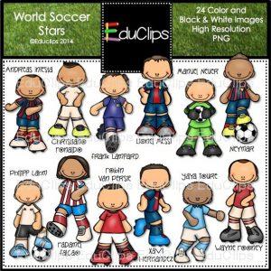 World Soccer Stars