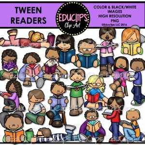 Tween Readers