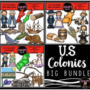 US Colonies big Bundle