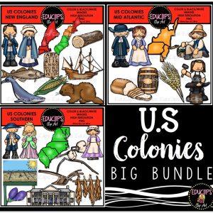 US Colonies big Bundle