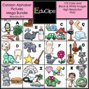 Catalan Alphabet1