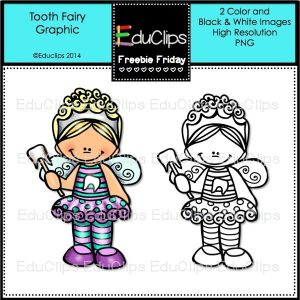FF Tooth fairy Graphic