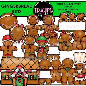 Gingerbread Kids