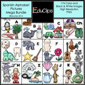 Spanish Alphabet1