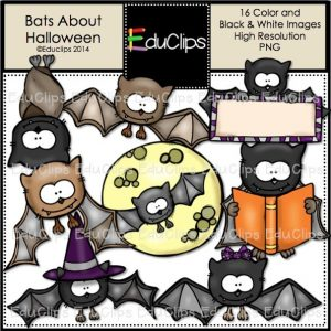 Bats About Halloween