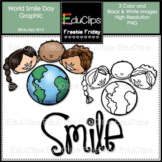 FF World Smile Day Graphic