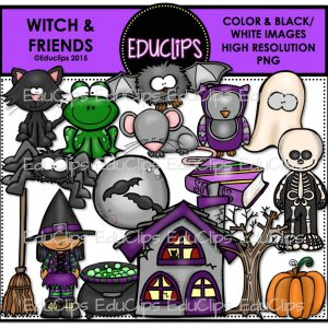 Witch & Friends