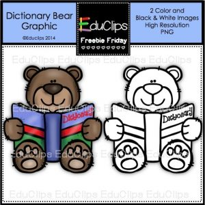 Dictionary Bear