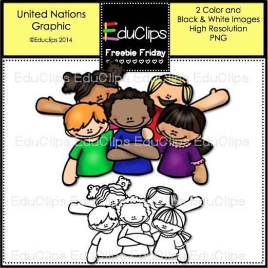 FF United Nations Graphic