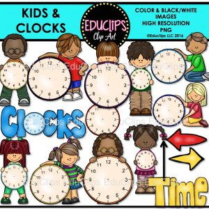 Kids& Clocks