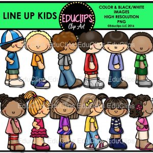 Line up Kids