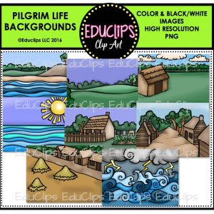 Pilgrim Life Backgrounds