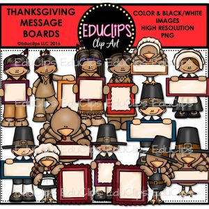 Thankgiving Message Boards
