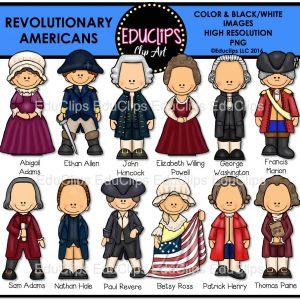 Revolutionary Americans