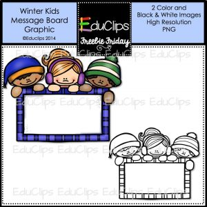 FF winter kids message board