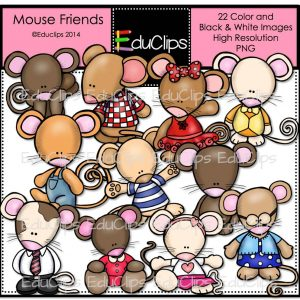 Mouse Friends