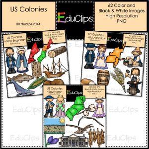 US Ccolonies