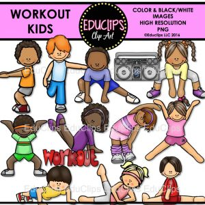Workout Kids