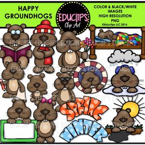 happy-groundhogs