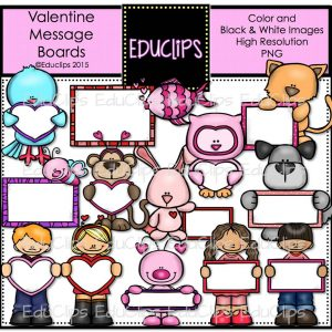 Valentine Message Boards