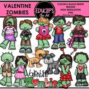 Valentine Zombies